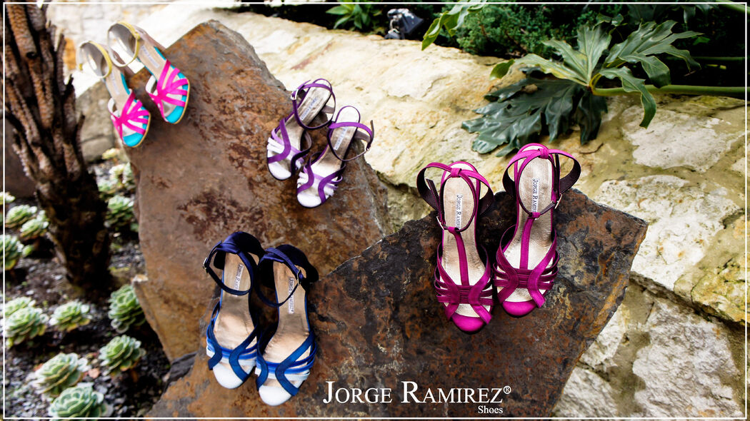 Jorge Ramírez Shoes