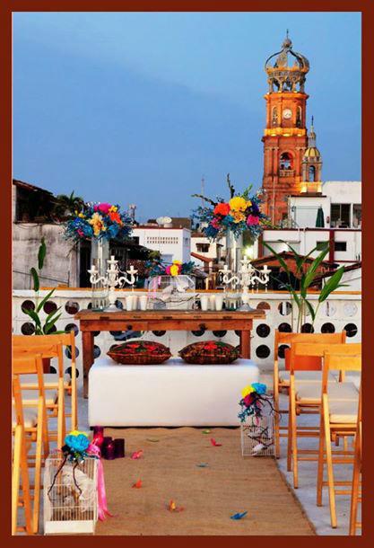 Hotel Catedral Vallarta en Jalisco