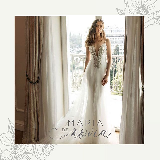 Maria de novia