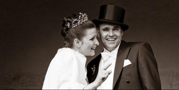 Beispiel: Kreative Fotos von Ihrer Hochzeit, Foto: sunGallen.