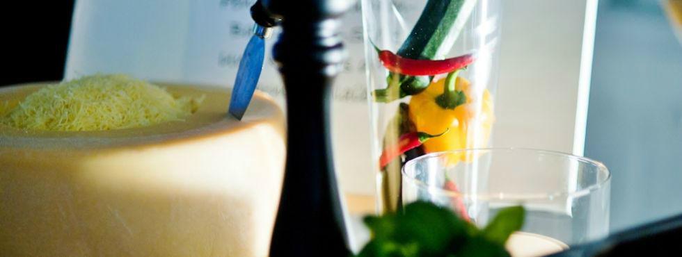 Beispiel: Gastronomische Spezialitäten, Foto: Stroh Catering.