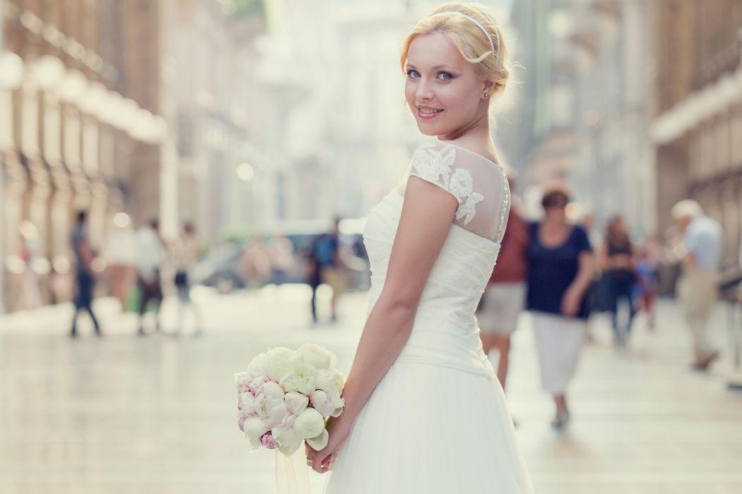 fotografo matrimonio milano galleria vittorio emanuele