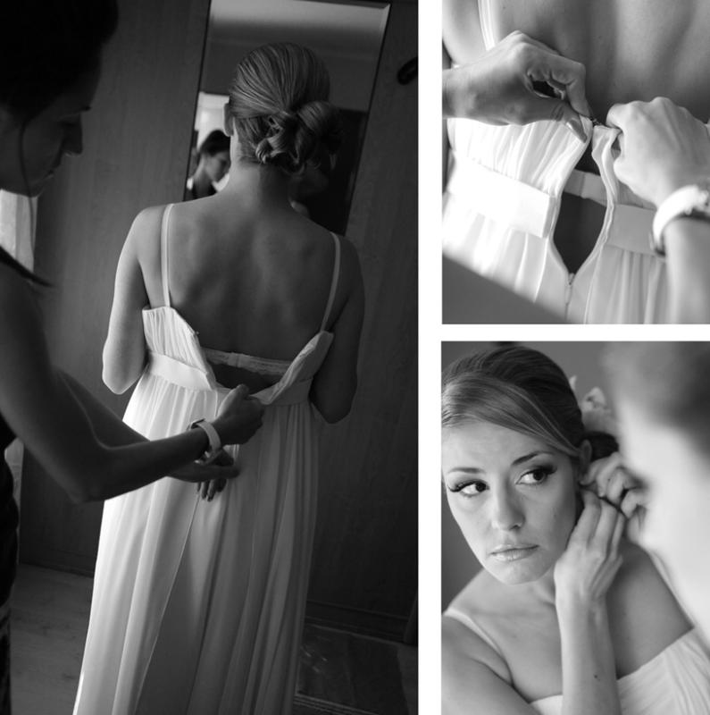Beispiel: Fotos von den Vorbereitungen, Foto: Valphotography.