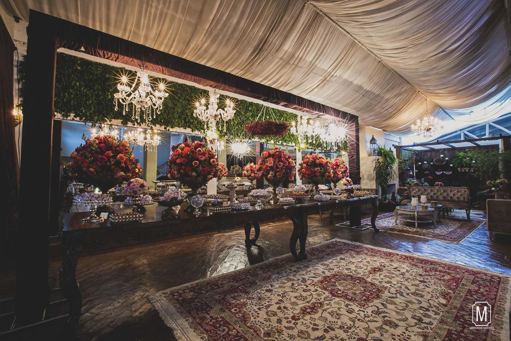 Espaço Garden Shows e Eventos