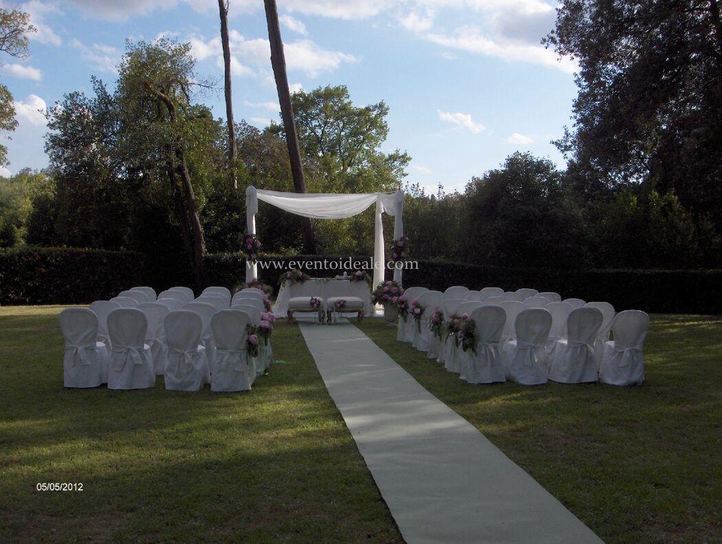 Evento Ideale: Cerimonia all'aperto