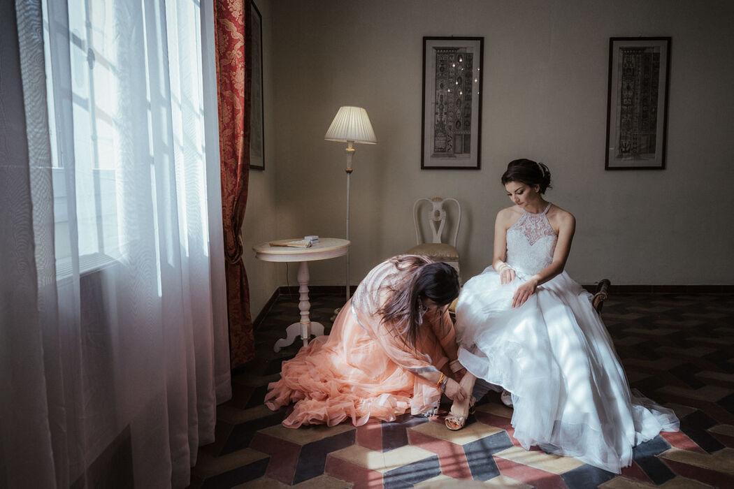 Cristian Papucica - Fotografo Reportage Matrimonio