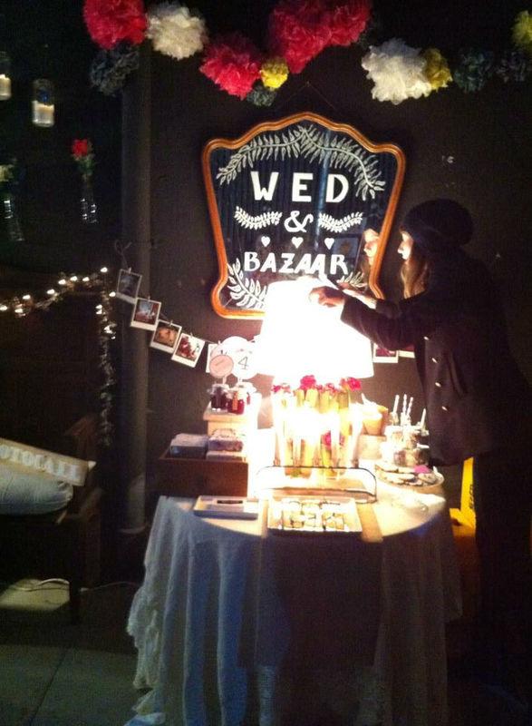 Wed & Bazaar
