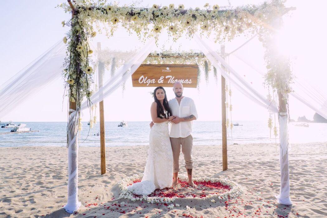 Das Hochzeitshaus - Heiraten in Thailand