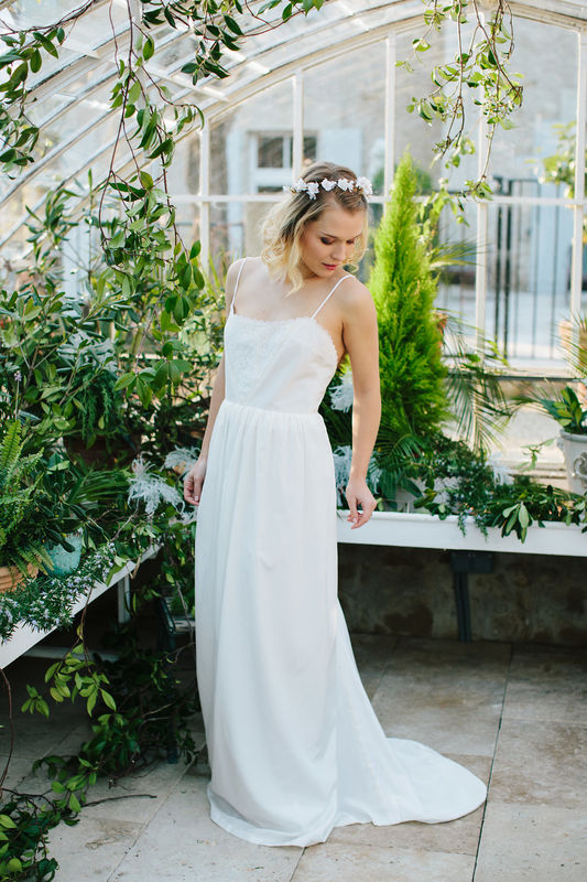 Amandine Grimm- collection 2017- Robe Blubell