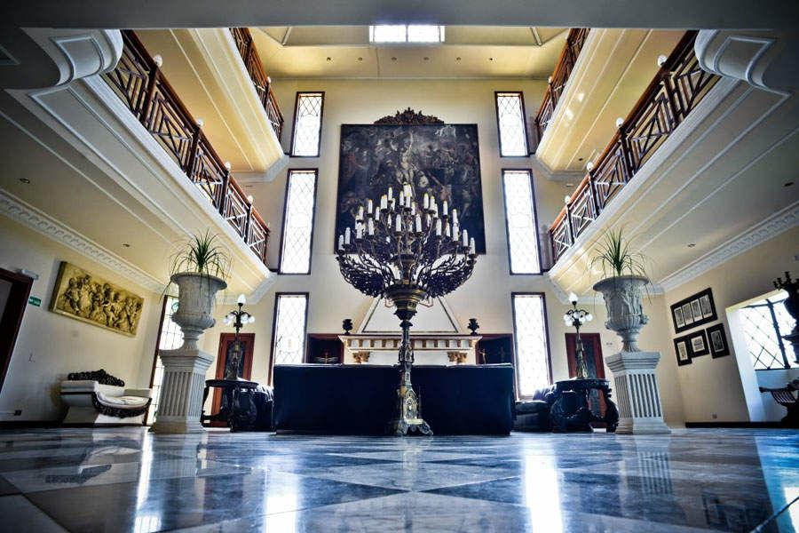 Hotel Castelo Campos de Jordão