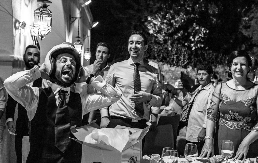 Regalo veloz. Juan Aunión, Fotógrafo de Bodas en Badajoz