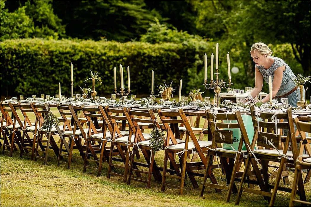 I am Weddingplanner