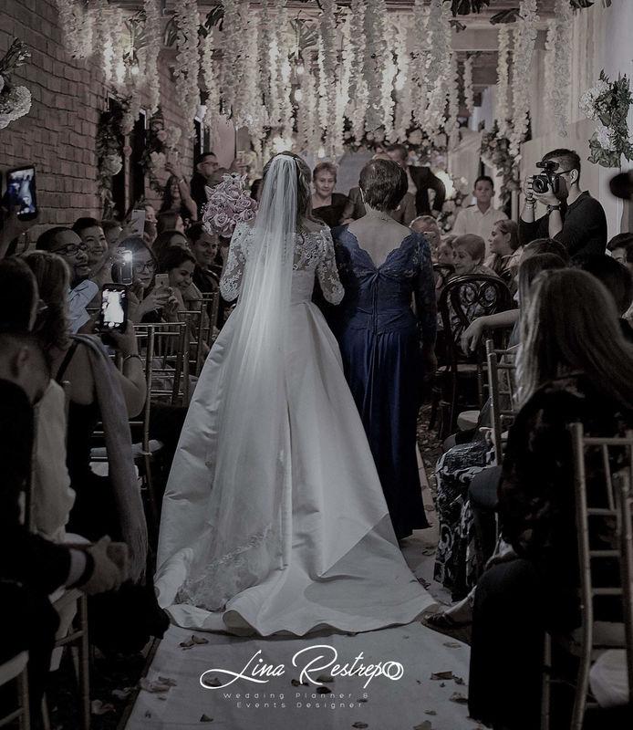 Lina Restrepo Wedding Planner