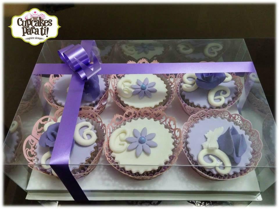Cupcakes para ti! Cupcakes personalizados para bodas