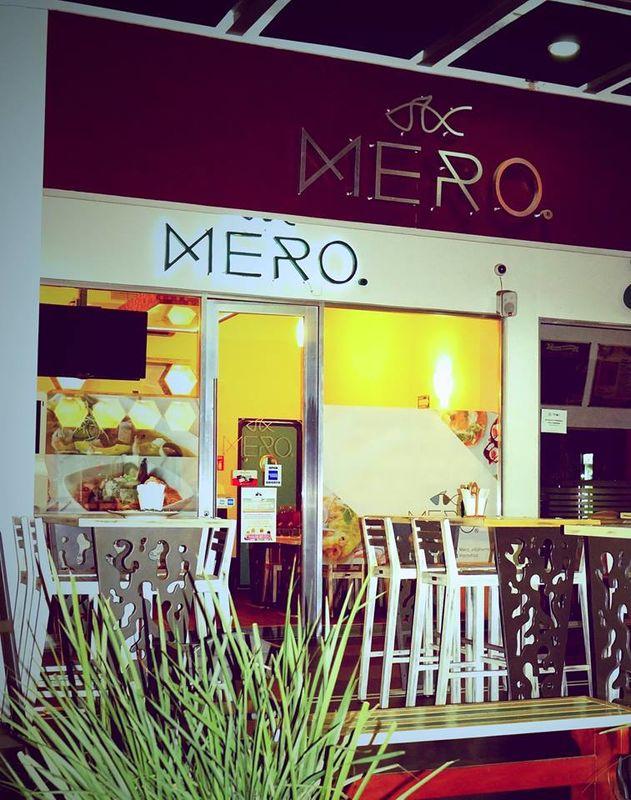 MERO Pescados & Mariscos