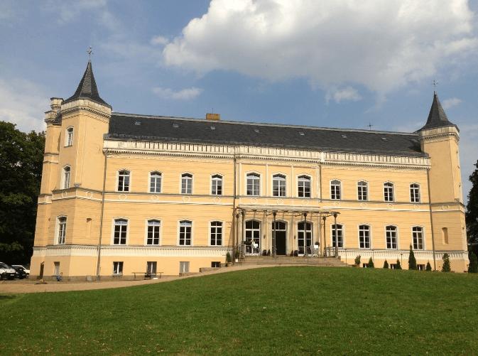 Eventkirche Schloss Kröchlendorff