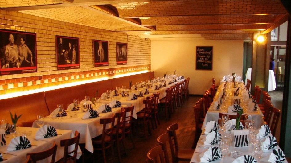 Beispiel: Restaurant, Foto: Umspannwerk Ost.