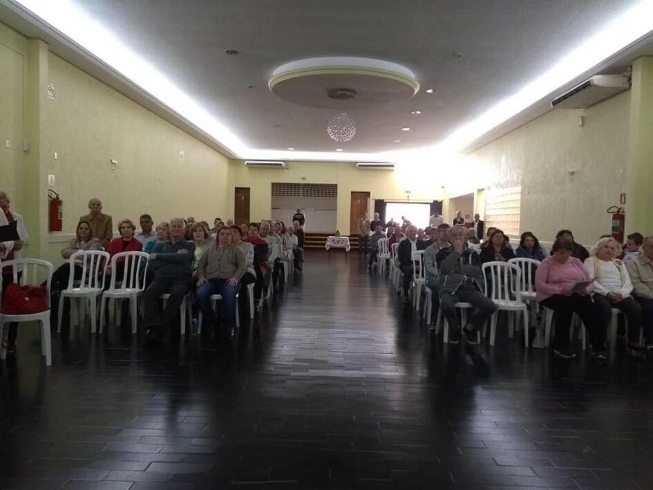 Sampaio Moreira Salão Nobre