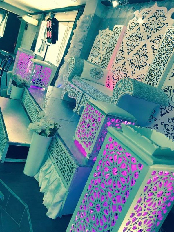Alhambra réception