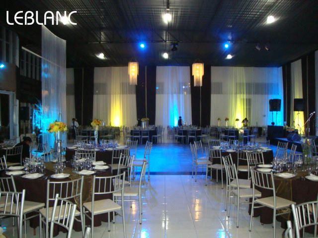 Le Blanc Centro de Convenciones