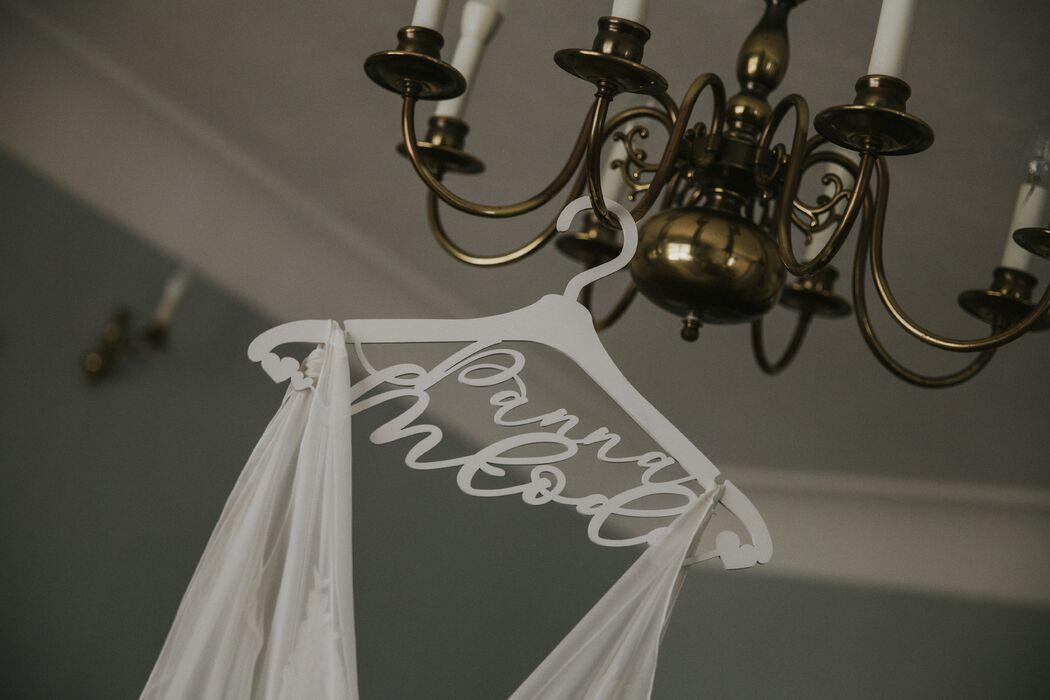 Winietka dekoruje