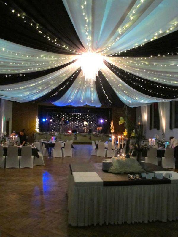 Beispiel: Hochzeitsdekoration, Foto: ALLURE Decodesign.