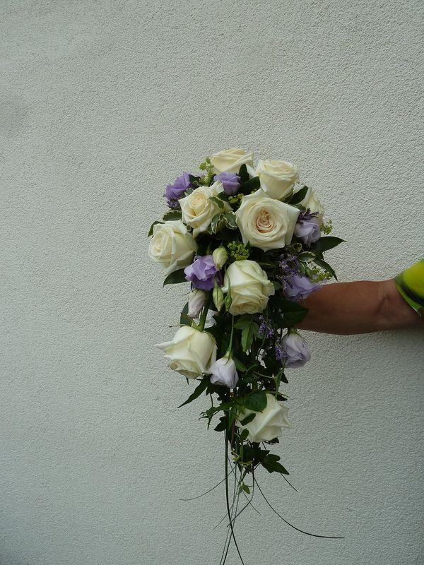 Beispiel: Brautstrauss, Foto: Toifl Blumen.