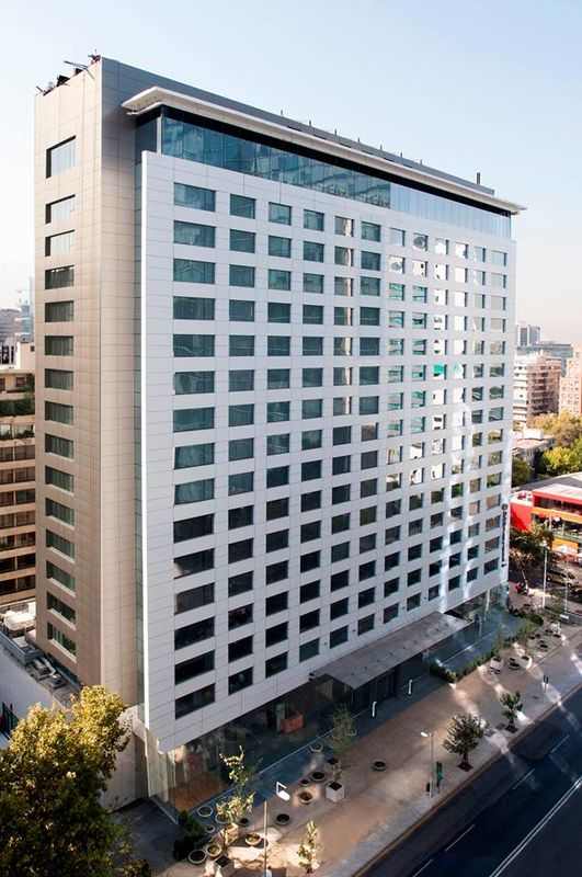 Piso 18 - Hotel DoubleTree by Hilton