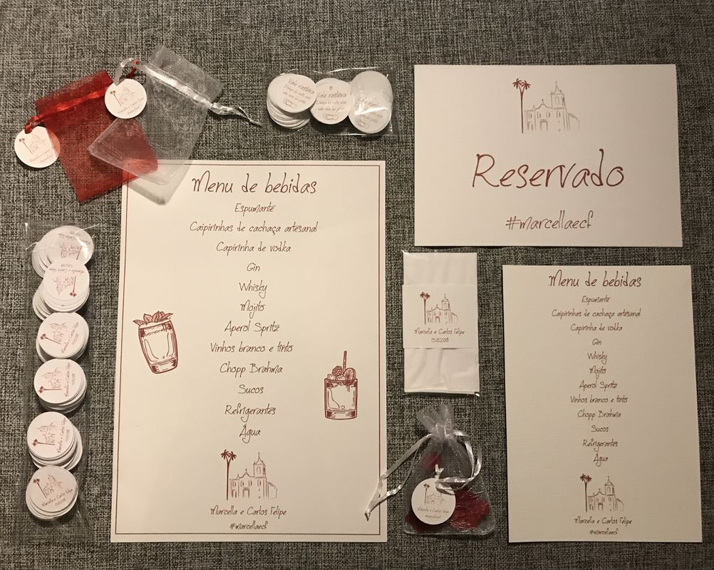 Les Cartes Wedding