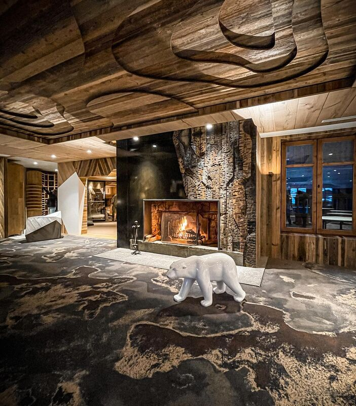 Hôtel & Spa Les Barmes de l'Ours*****
