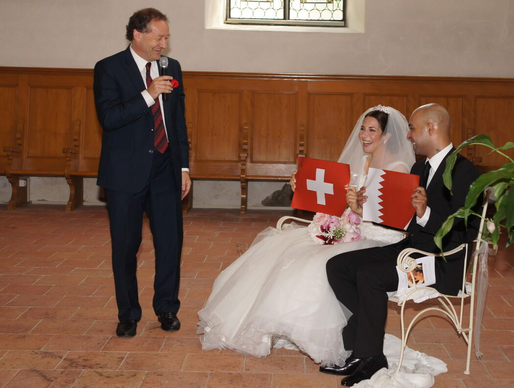 Markus Flückiger Hochzeit & Trauungen