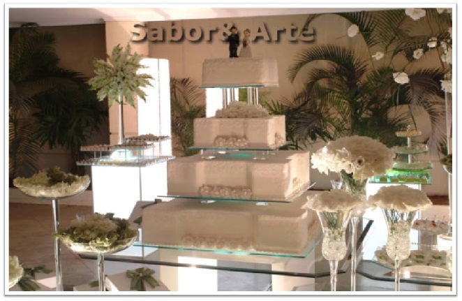 Sabor & Arte - Bolos e Bombons
