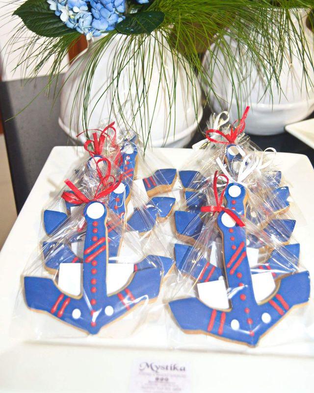 Galletas decoradas Nautica