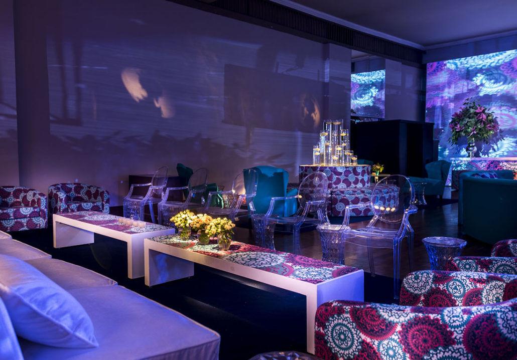 Lounges Mobiliários e Montagem