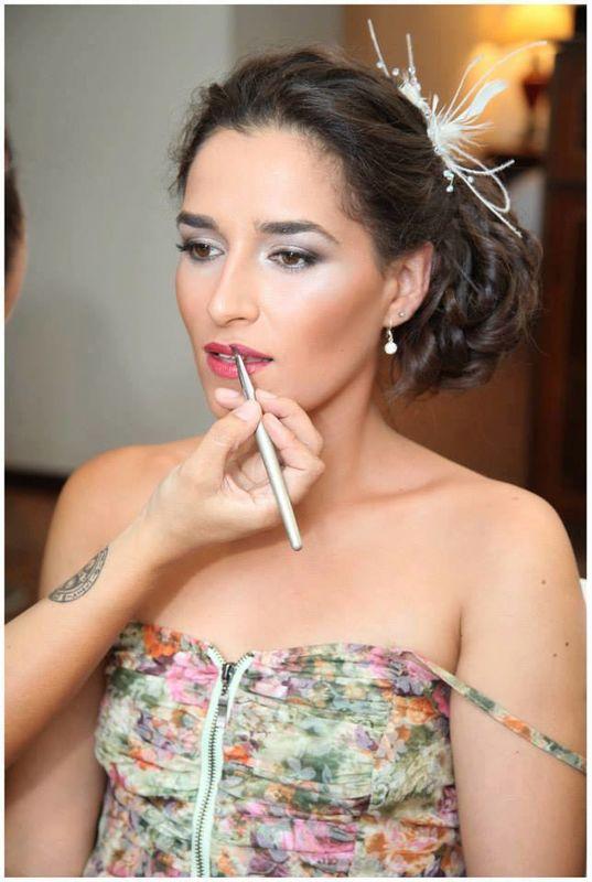 Vivi Torres Make Up Artist