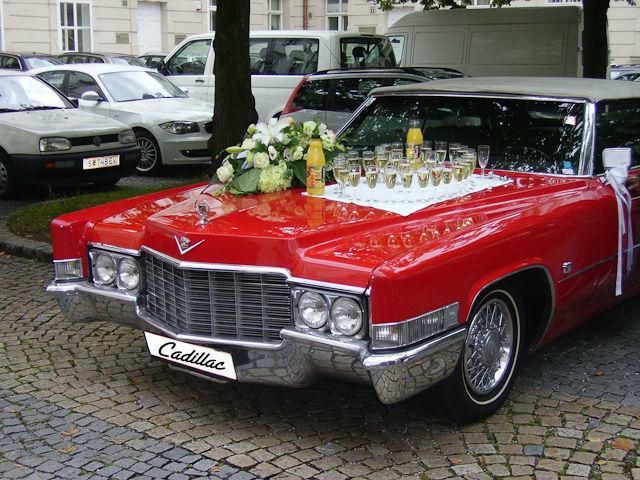FritzCar Oldtimer-Limousinenservice