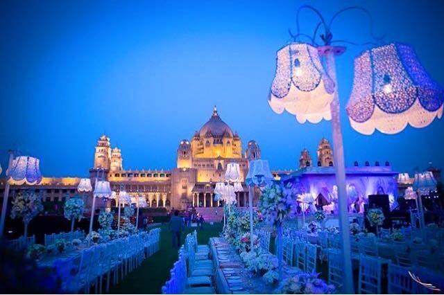 Majestic Events & Weddings