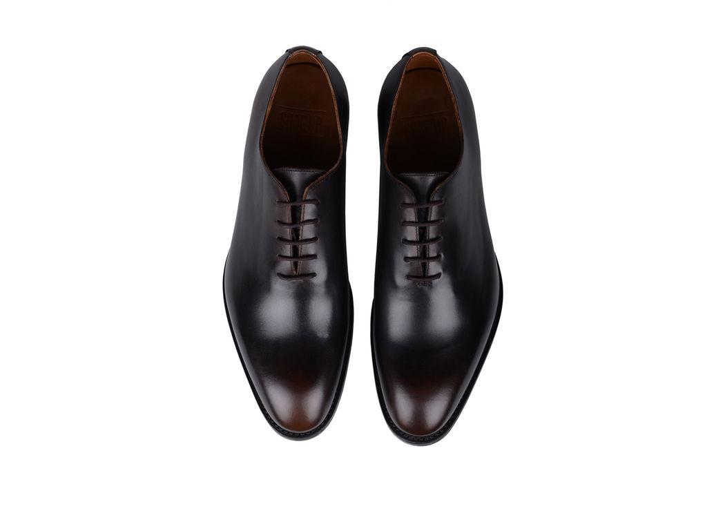 Le richelieu Shoe Up - patine marron foncé