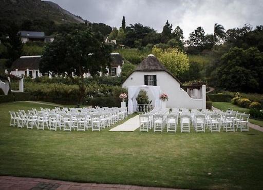 Beispiel: Hochzeit in Südafrika, Foto: itravel.