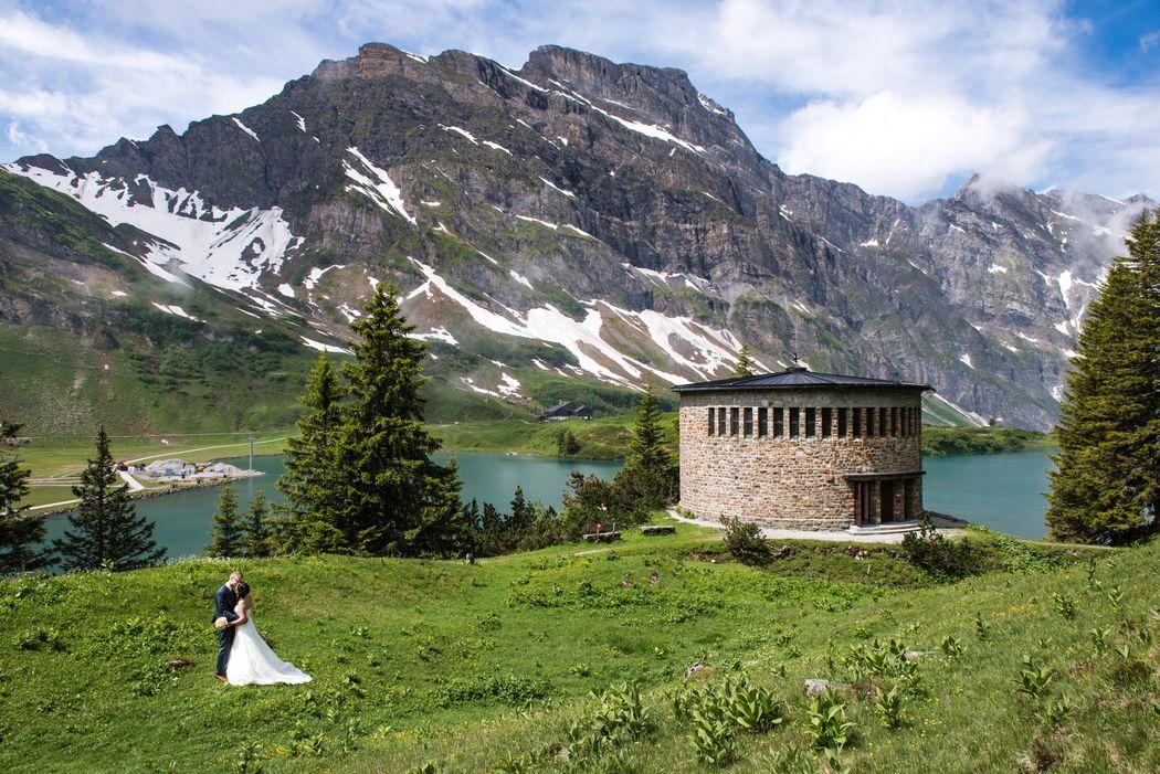 TITLIS Bergbahnen, Hotels & Gastronomie - Berghotel Trübsee