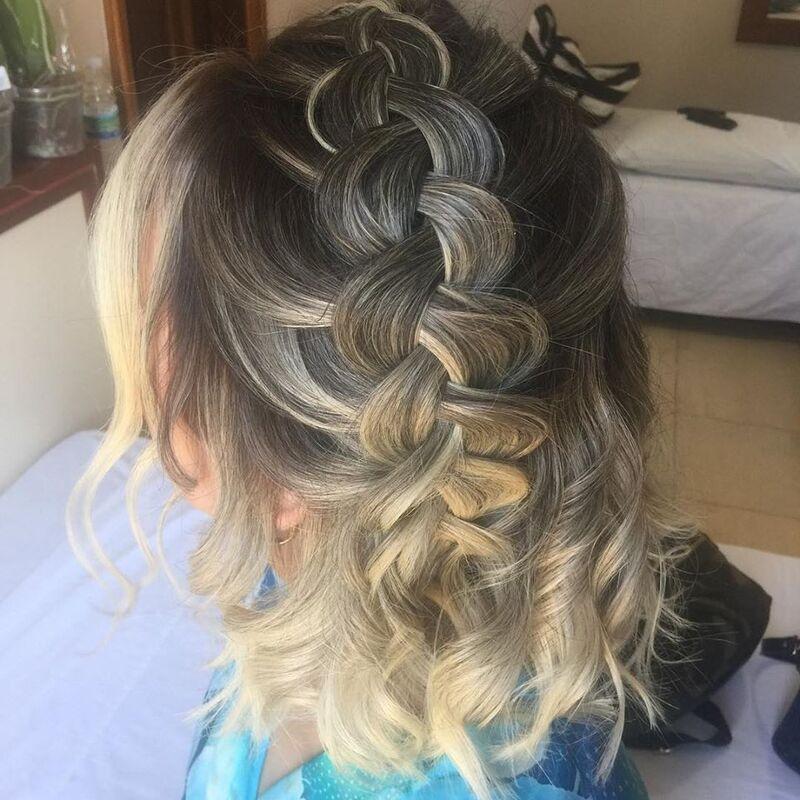 Kat Menezes Make Hair