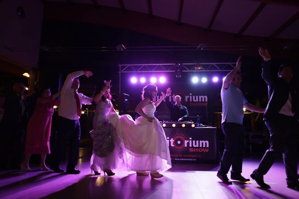 Discomovil Auditorium - Show