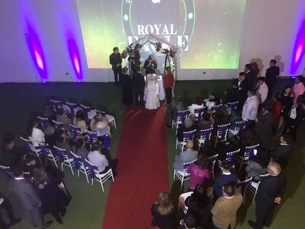 Centro de Evento Royal Eagle