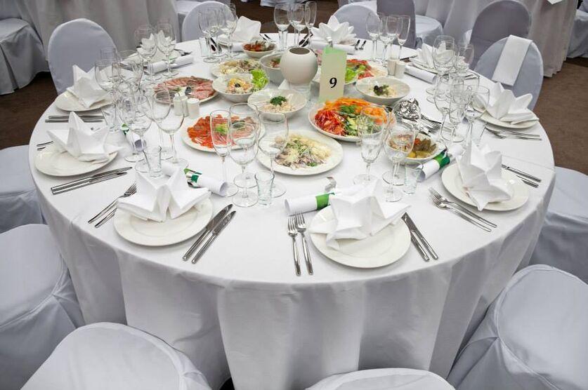 Recepciones - Buffets y Eventos Le Ciel