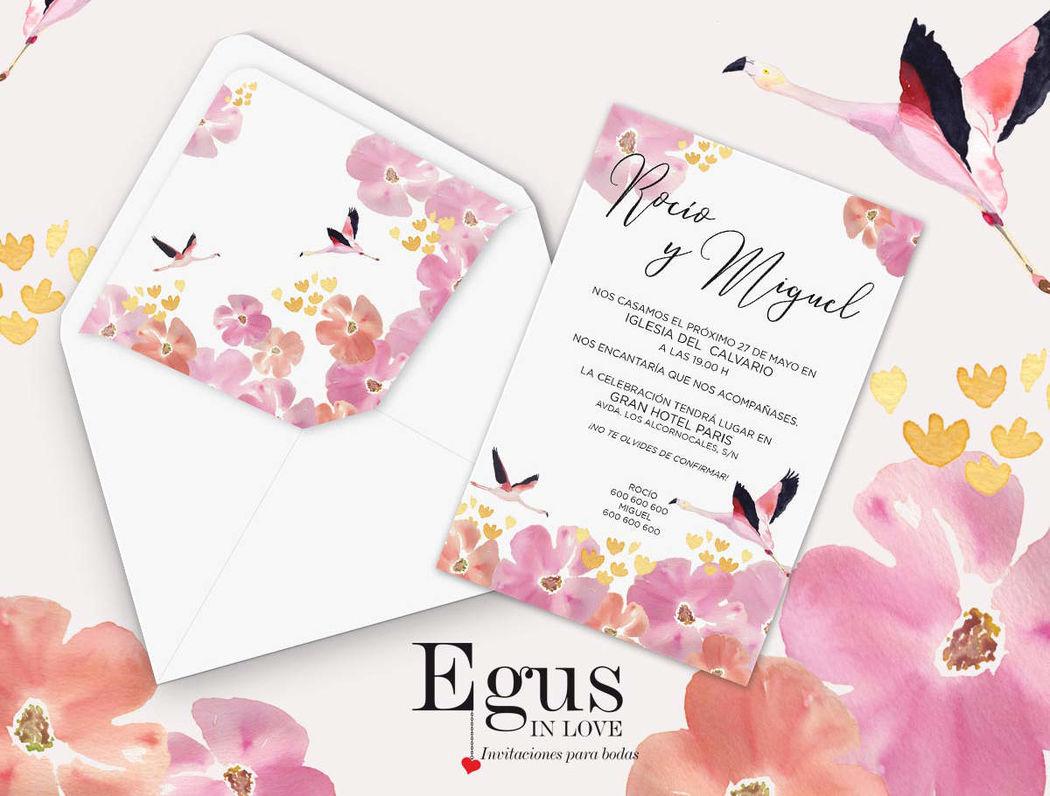 Egus In Love