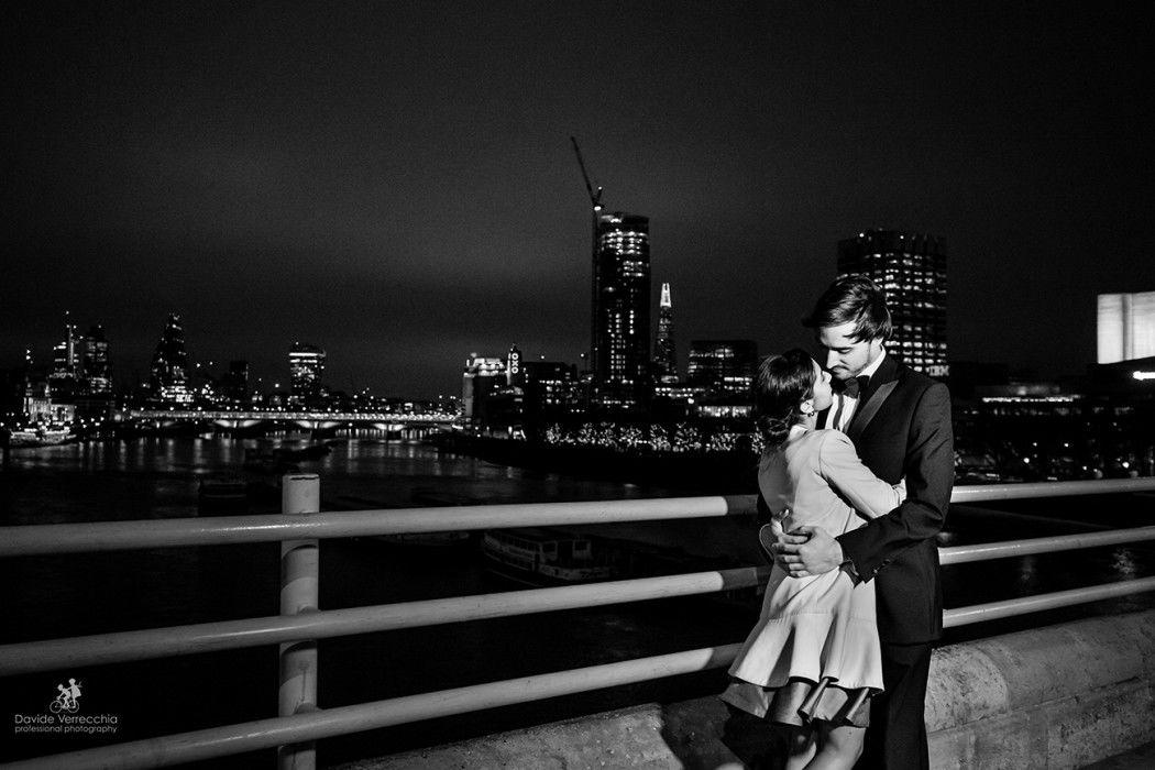 Davide Verrecchia - Engagement in London 2016 - prematrimoniale a Londra