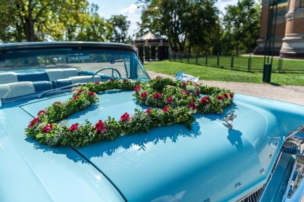 Hochzeits Taxi