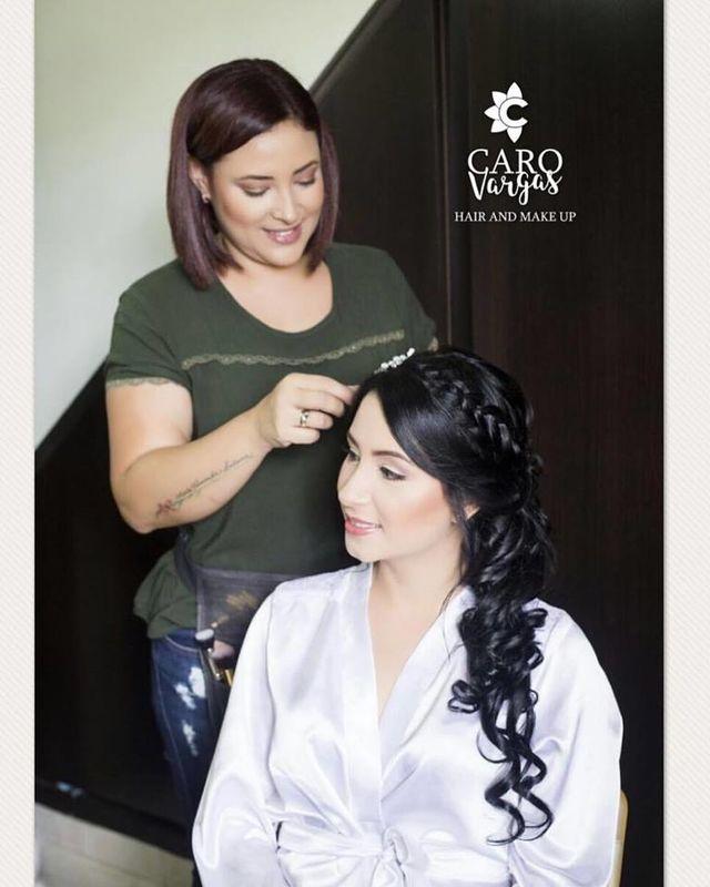 Caro Vargas Hair & Makeup