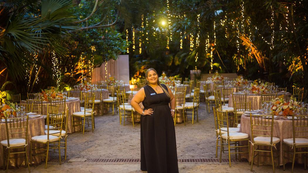 Cristina Ferreira Bodas y Eventos