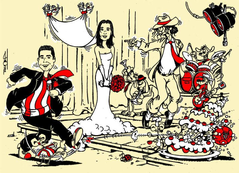 Beispiel: Hochzeitseinladungen nach Ihren Vorstellungen, Foto: El Coyote.